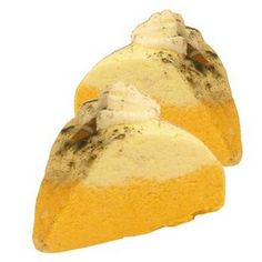 """Bling Bath -Skip Dessert """"Creamy Pumpkin Cheesecake"""" Bath Treat (1) by Moon's Harvest. $7.75. Super Moisturizing. Fragrant. Mango, Shea & Cocoa Butters. Bath Bomb, Bath Melt, and Bubble Bar all in one!. Soothing. Pumpkin Cheesecake Bling Bath Desserts Milk Bath, Bath Bomb & Bath Melt all in one. A soothing bath treat with moisture from Mango & Shea Butter. Blings are fragrant, fizzing, foaming & moistuizing helping to take great care of your skin! Skin loving oils of grape ..."""