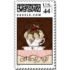 And, of course, we need coordinating stamps.