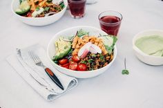 Fresh Taco Salads fr