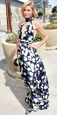 Emmy Awards 2014: Arrivals : Julie Bowen