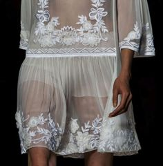 alberta ferretti S/S 2015 | via dirty laundry //Manbo