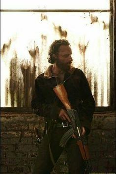 The Walking Dead Season 5 Rick Grimes