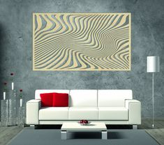 Modern Pictures, Abstract Pictures, Room Interior, Clock, Painting Art, Living Room, Decorations