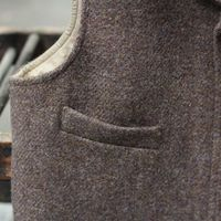 "Album ""Nigel Cabourn Mallory Vest Brown Harris Tweed Sz. 52"" by guyferguson"