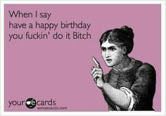 Happy birthday - Happy Birthday Funny - Funny Birthday meme - - Happy birthday The post Happy birthday appeared first on Gag Dad. Happy Birthday Messages, Happy Birthday Funny, Happy Birthday Quotes, Happy Birthday Images, Happy Birthday Greetings, Funny Birthday Cards, Birthday Memes, Birthday Sayings, Sister Birthday