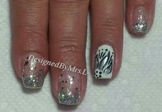 "In the pic you see a completely embedded polish a d design. You want a polish that NEVER chips or fade? A design  that you want to keep longer than a week or two? Well I have the answer come to me and I will embed your polish and design!!!!  Its that time to check us out....all month long starting today going through May 31st we offer cut-throat prices ...we call it  ""MAY MADNESS""  FULL SET  $20 FILL INs     $15  PEDICURE   $18 MANICURE  $10  AND OUR VIP CUSTOMER GET THE MANI/PEDI FOR $25…"