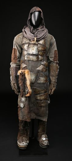 Lot # 55- Noah Auction - Soldier Costume
