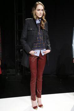 Marissa Webb RTW Fall 2013 - Slideshow - Runway, Fashion Week, Reviews and Slideshows - WWD.com