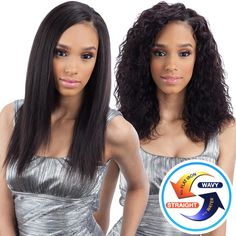 Naked Nature Unprocessed Wet & Wavy Hair - LOOSE CURL 7PCS – beautyshoppers.com