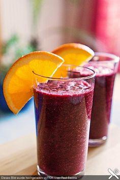 Blaubeer-Ingwer Smoothie, ein schmackhaftes Rezept aus der Kategorie Shake. Bewertungen: 2. Durchschnitt: Ø 3,8.