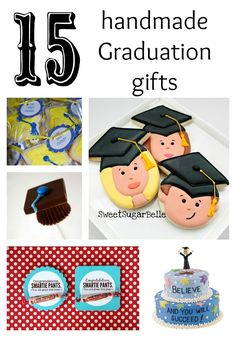 15 fabulous graduation ideas!