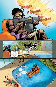 No World Issue #2 - Read No World Issue #2 comic online in high quality