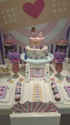 Doc McStuffins Birthday Party Ideas | Photo 1 of 17 | Catch My Party