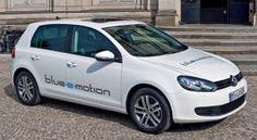Golf Eléctrico de Volkswagen