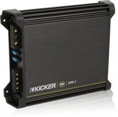 KICKER DX250.1 250 WATTS MONO BLOCK AMPLIFIER by Kicker. $114.99. KICKER DX250.1 250 WATTS MONO BLOCK AMPLIFIER