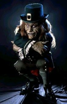The Leprechaun:  An Irish Legend
