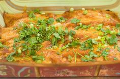 Beef Enchiladas by Ree Drummond / The Pioneer Woman