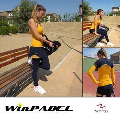 Look de @Naffta by Naxxai propuesto por WinPADEL para esta semana del 7 al 13 de Octubre de 2013