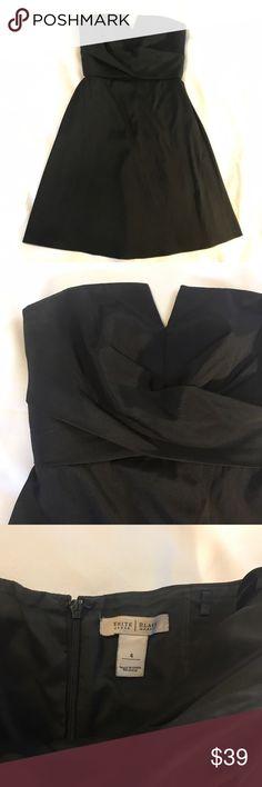 Selling this WHBM Little Black Dress on Poshmark! My username is: rachelhumpton. #shopmycloset #poshmark #fashion #shopping #style #forsale #White House Black Market #Dresses & Skirts
