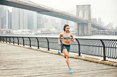 How to become a stronger runner. Follow these expert tips and training advice