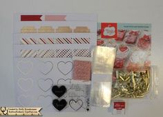 Paper Pumpkin Kit Filled With Love