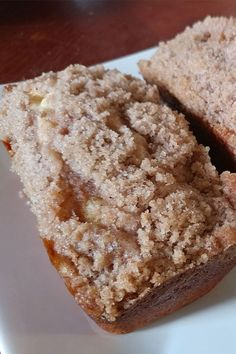 This coffee cake is a quick and easy coffee cake recipe! Bake the best coffee cake using cinnamon, vanilla, and a few other simple ingredients. You will love baking this coffee cake for breakfast, brunch, or a dessert!