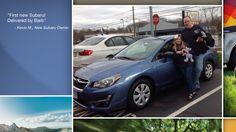Congratulations! Welcome to the Premier Subaru Family!