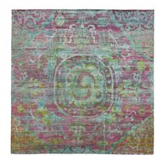Chimera Silk Rug - 8 05 x 8 05