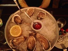 This London Life: Wright Brothers Oyster Bar