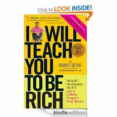 Amazon.com: I Will Teach You To Be Rich eBook: Ramit Sethi: Kindle Store