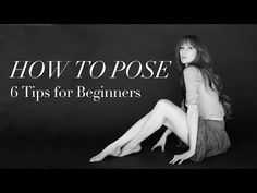 Its important for Artists to create a relationship with viewers online.  Studio shots and selfies can help.  How to Pose Like a Model: 6 Tips for Beginners