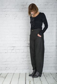 TM Collection Trousers Oak Lobo - fabulous ...