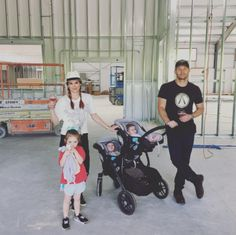 Jensen Ackles and Family