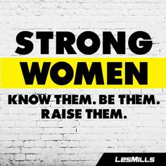 Here's to strong women. May we be them, and be blessed enough to know and raise them.  ‪#‎InternationalWomensDay‬