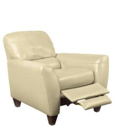 almafi leather recliner - Electric Recliner Chairs