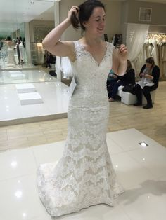 All Sizes Of Brides Can Find Custom Weddingdresses That Can Be