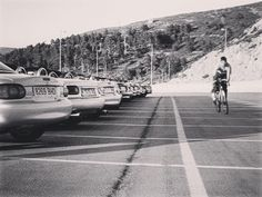 #miata vs #bicicle @mx5zone @miatagirls @miataclub @mazdaracewaylagunaseca @mmarchant_ec by mmarchant_ec