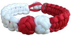 Different Styles of Paracord Bracelets | Double Diamond Knot Cobra Bracelet