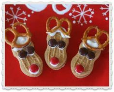 """Easy holiday """"baking""""- fun to make with grandson."""