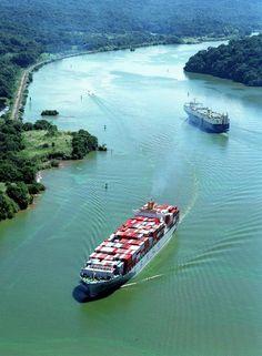 Panama Canal #monogramsvacation