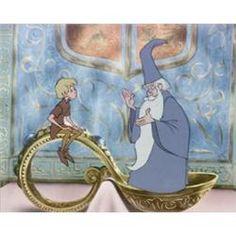 . Sword In The Stone, Disney Art
