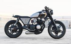 1980 Honda CB750 - Bob Ranew - The Bike Shed