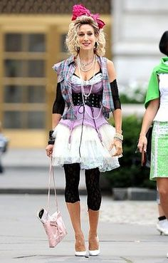 Party Kleidung Theme Party Outfit Ideas – 18 Fashion Ideas From Jahre Themenparty-Outfit-Ideen 80s Theme Outfit, 80s Theme Party Outfits, 80s Party Costumes, Party Outfits For Women, Themed Outfits, Costume Ideas, 1980s Outfit, Halloween Costumes, Halloween Carnival
