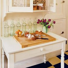 28 Thrifty Ways To Customize Your Kitchen - creative ways to update your kitchen, whatever your style.