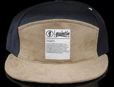 Mountaineering Strapback Cap by QUINTIN CO.