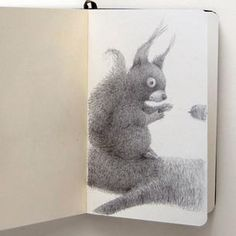 WOW this is just Beautiful (Sketchbook Journal...)