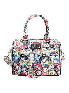 Treat yourself like a princess with this Disney bag.