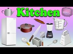 Kids vocabulary - Fruits & Vegetables 2- Learn English for kids - English educational video - YouTube