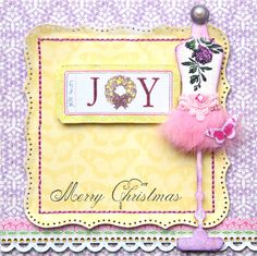"""Winter Fairy Tales""  ""Botanical Christmas"""