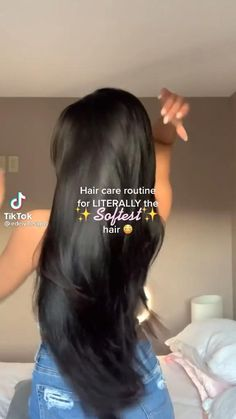 Hair Tips Video, Hair Videos, Soft Hair, Silky Hair, Hair Growing Tips, Diy Hair Treatment, Hair Upstyles, Healthy Hair Tips, Natural Hair Styles